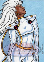 Storm Sketch Card 2 by ElainePerna
