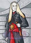 Prince Nuada by ElainePerna