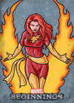 Dark Phoenix - Marvel Beginnings 2 by ElainePerna
