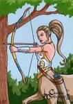 Female Centaur - Classic Mythology II