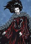 Morrigan AP Sketch Card - Classic Mythology II