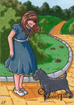 Dorothy + Toto - Classic Fairy Tales