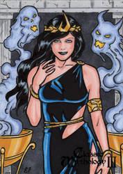 Melinoe - Classic Mythology III by ElainePerna