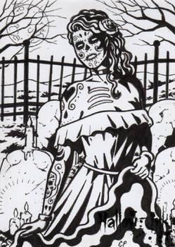 Hallow-Ink - Sketch Card 3