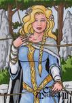 Frigga - Classic Mythology III by ElainePerna