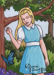 Classic Fairy Tales 2 - Alice in Wonderland