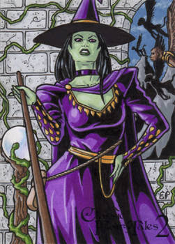 Classic Fairy Tales 2 - Wicked Witch
