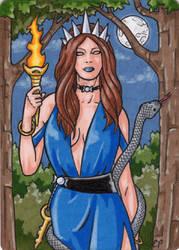 Hecate - Classic Mythology III