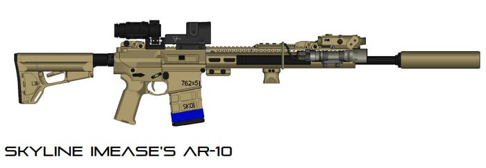 Skyline Imease's AR-10-One Take