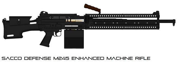 Sacco Defense M245 EMR-One Take