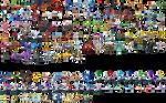 Gen 7 Pokemon sprites