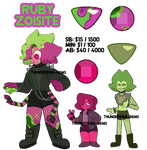 Ruby Zoisite Fusion Adopt | Auction | CLOSED | by Thunderegg-Gems