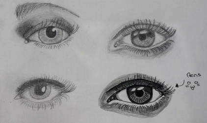 eyes by AnnaRose16