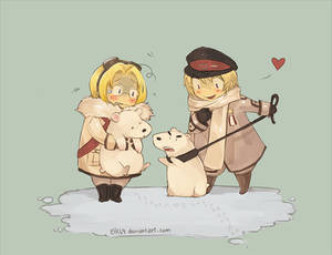 APH-Canada and Russia's bears