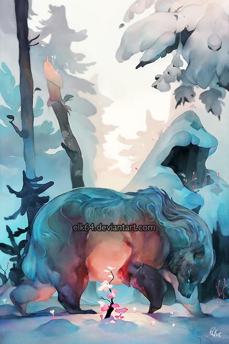 Wandering by ELK64
