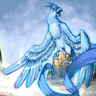 The Lord of Sky by ELK64