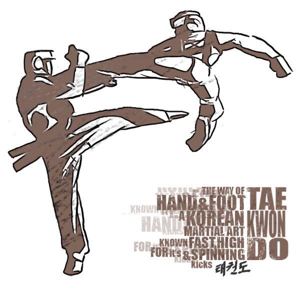 taekwondo by creatingJunk