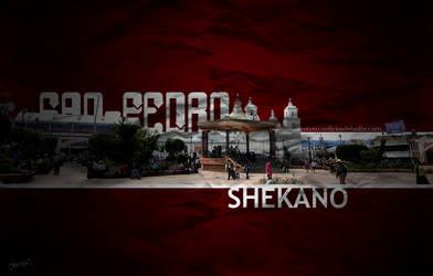 San Pedro SheKano by Benja316
