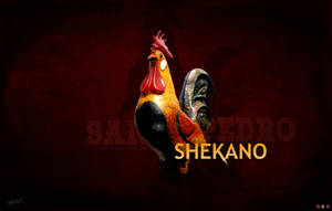San Pedro SheKano II by Benja316