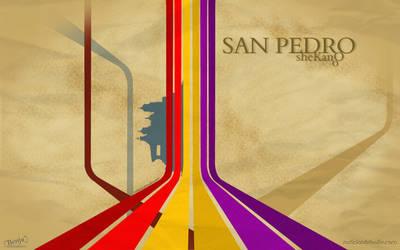 Camino a San Pedro by Benja316