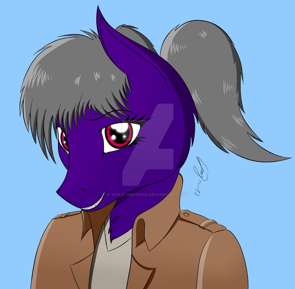 VioletGreySha's Profile Picture