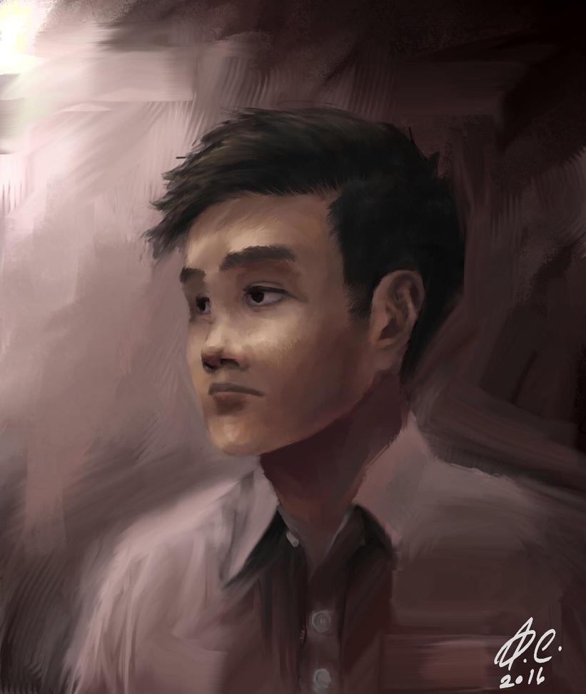 Self-Portrait 02 by Pioneer097