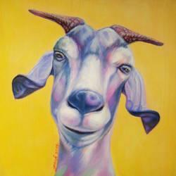 Goat by JACK-NO-WAR
