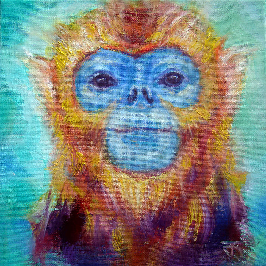 Golden Monkey by JACK-NO-WAR