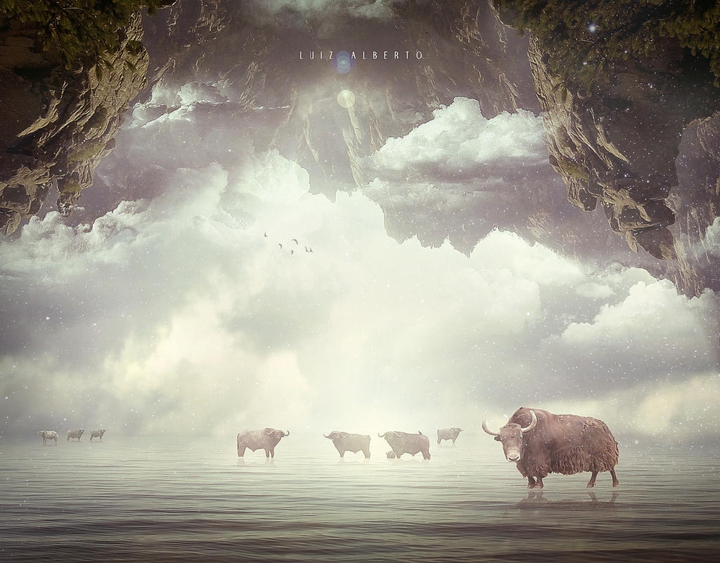 Os Bufalos by LuizDG