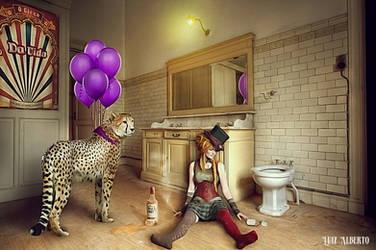 O Circo da Vida by LuizDG