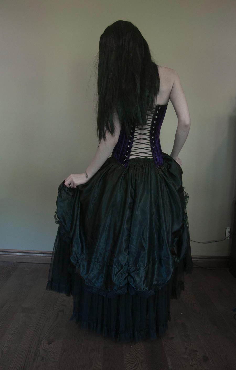 Goth Stock 014 by MeetMeAtTheLake2Nite