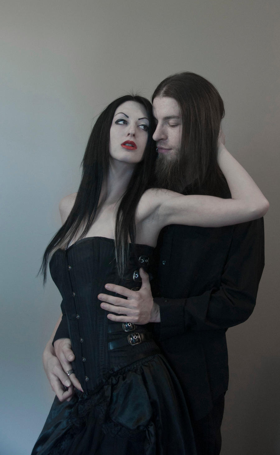 Gothic Love couple Wallpaper : Gothic Romance Stock 012 by MeetMeAtTheLake2Nite on DeviantArt