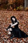 Goth Girl Stock 03