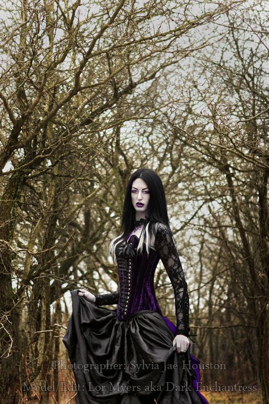 Violet Onyx 03 by MeetMeAtTheLake2Nite