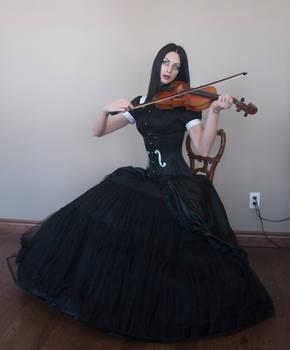 Violin Stock 07