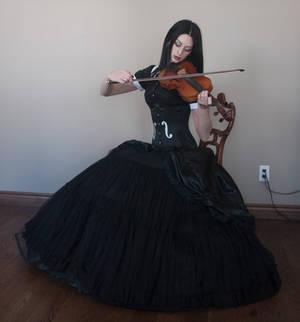 Violin Stock 09