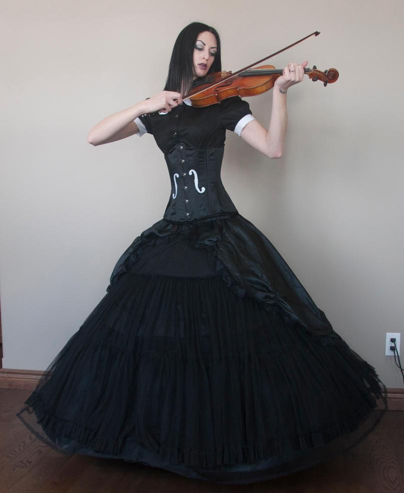 Violin Stock 013 by MeetMeAtTheLake2Nite