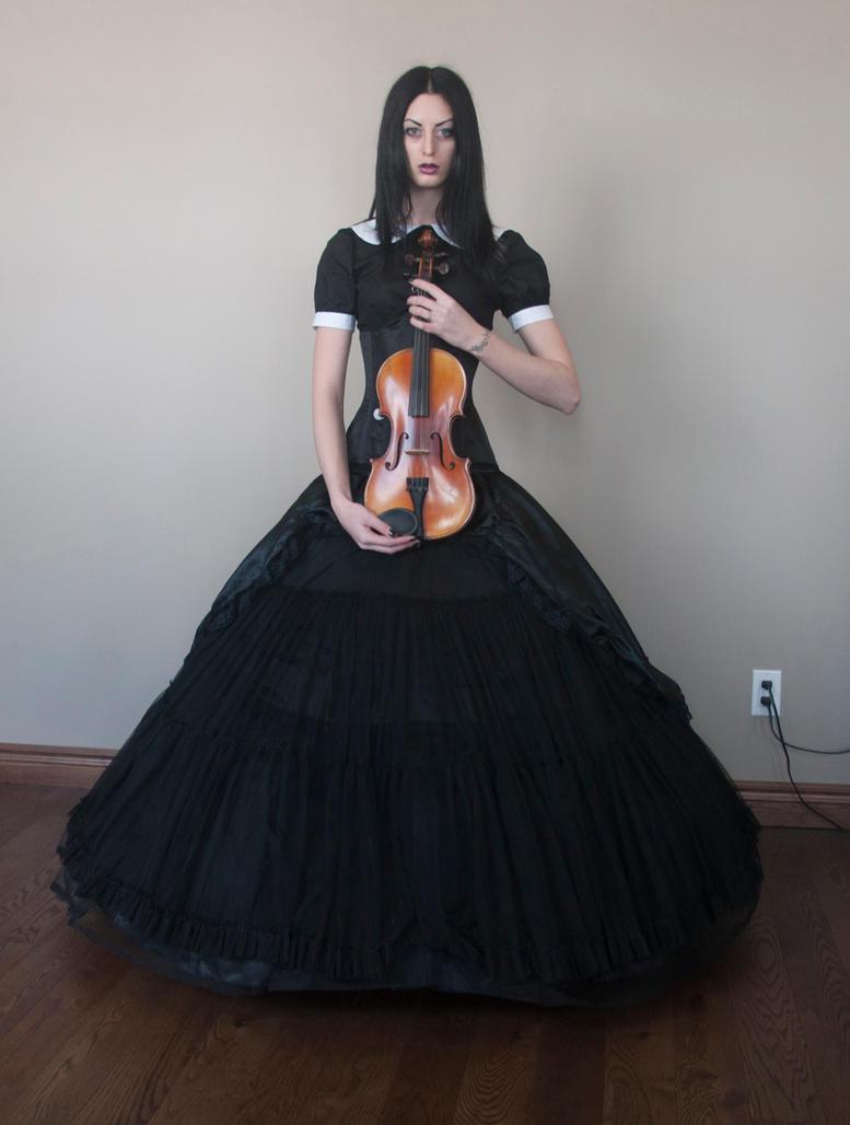 Violin Stock 016 by MeetMeAtTheLake2Nite