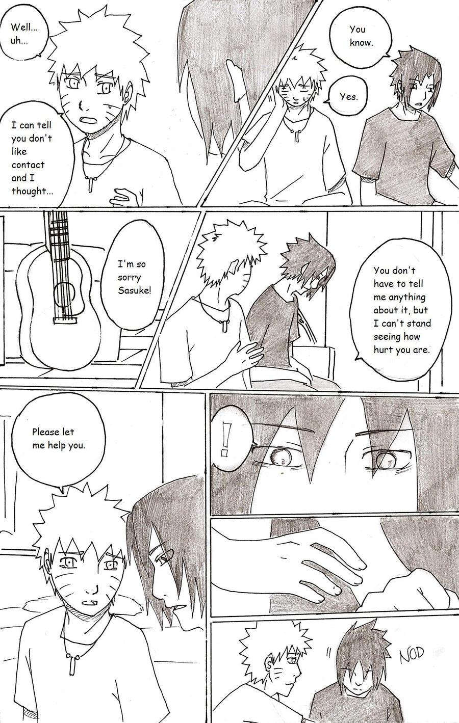 Narusasu Comics Narusasu: iris pg 32 by Narusasu Doujinshi Hard Yaoi