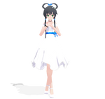[MMD Newcomer] Tda One Piece Tianyi Luo