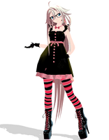 [MMD Newcomer] Dance Party IA by SapphireRose-chan