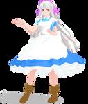 [MMD Newcomer] Marry Kozakura v2