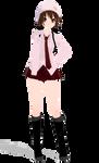 [MMD Newcomer] Mika Harima Manga ver. (Durarara!!)