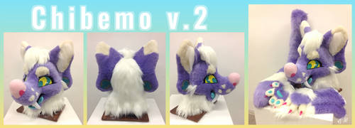 Chibemo V2 by 1PUPsuits