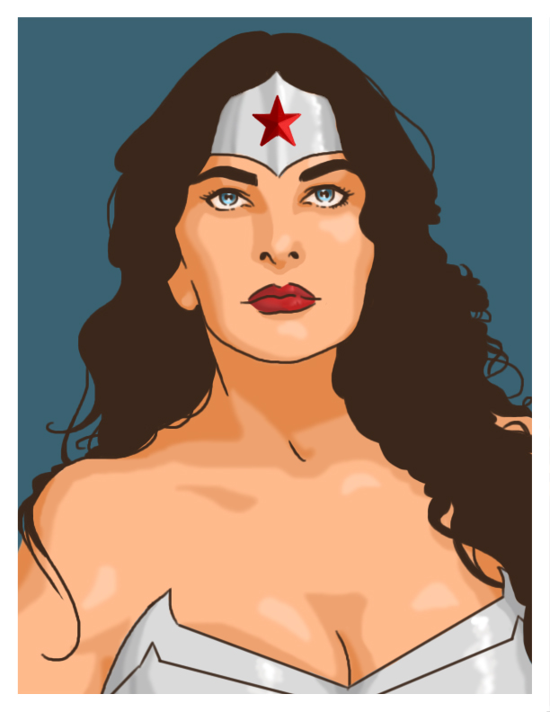 Wonder Womaaaaaan by Allam