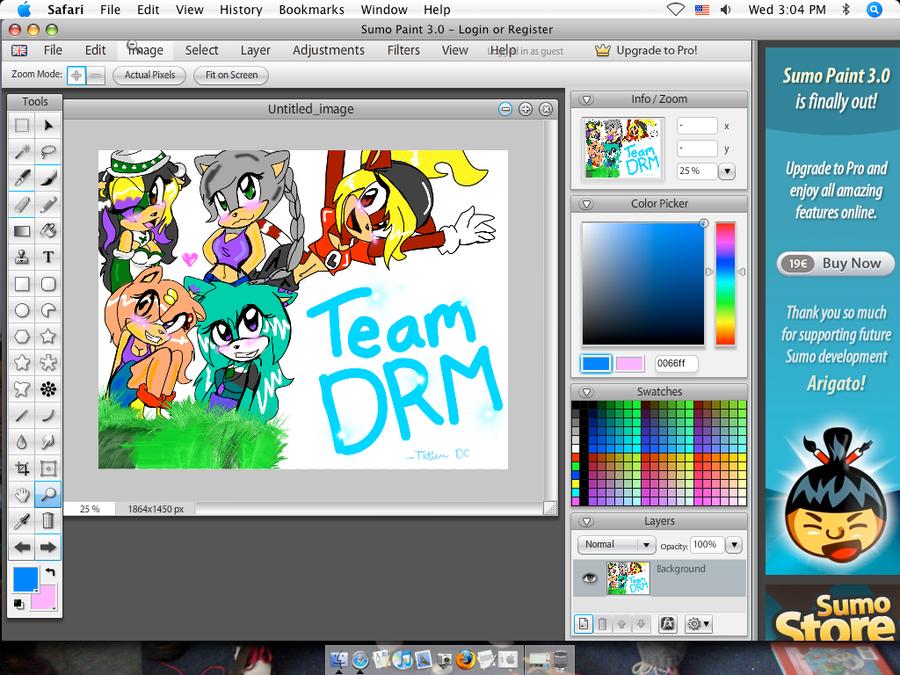 RQ: Team DRM by DeadlyClaws