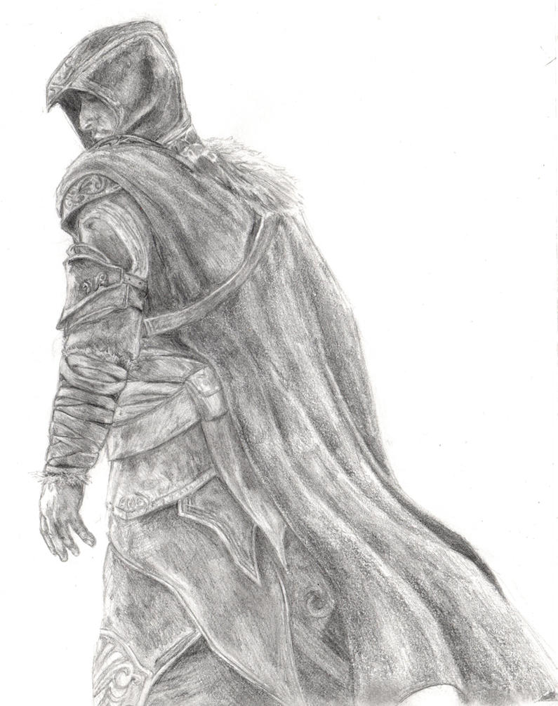 Ezio Auditore da Firenze by x-Avarice-x