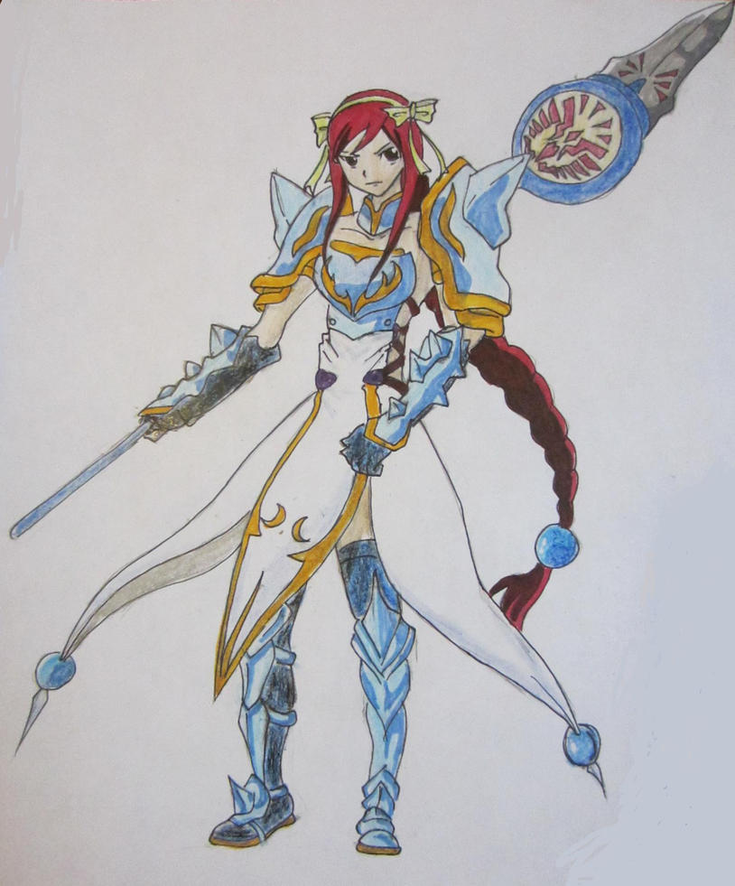 fairy tail erza flight armor wwwimgkidcom the image