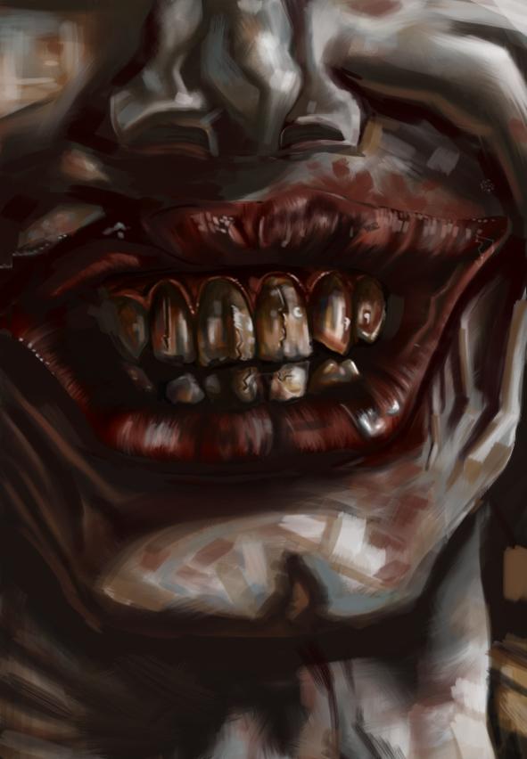 The Joker by garymowat
