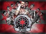 CM Punk Wallpaper!